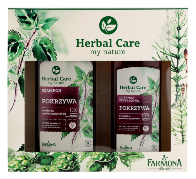 Farmona Herbal Care Nettle kosmetická sada I.
