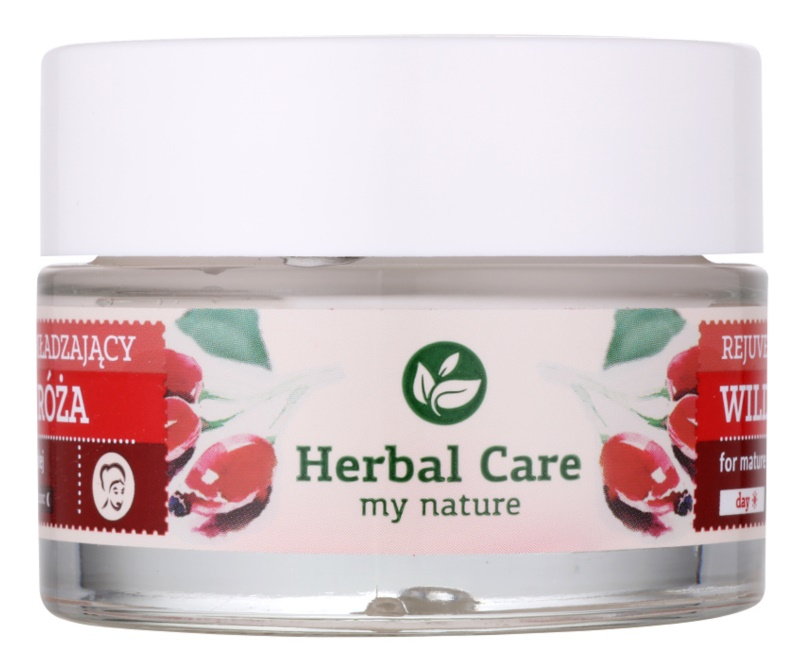 Farmona Herbal Care Wild Rose Firming Cream with Anti-Ageing Effect