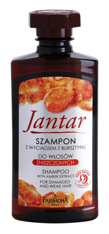 Farmona Jantar Sampon pentru par deteriorat si slab