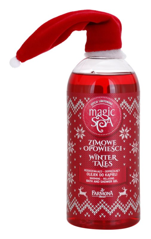 Farmona Magic Spa Winter Tales Shower And Bath Oil