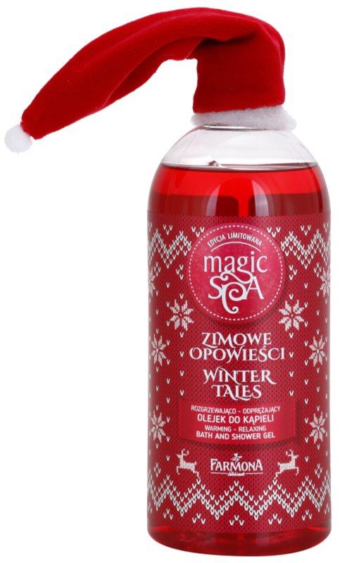 Farmona Magic Spa Winter Tales ulei pentru baie si dus