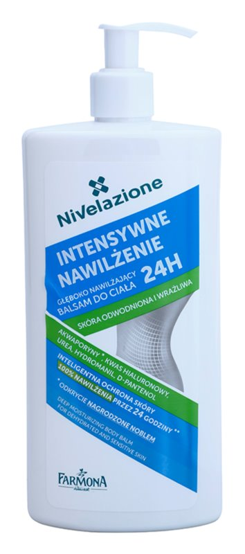 Farmona Nivelazione Body balsam de corp intens hidratant pentru piele sensibila