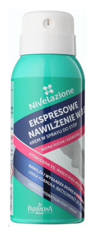 Farmona Nivelazione crema de picioare Spray