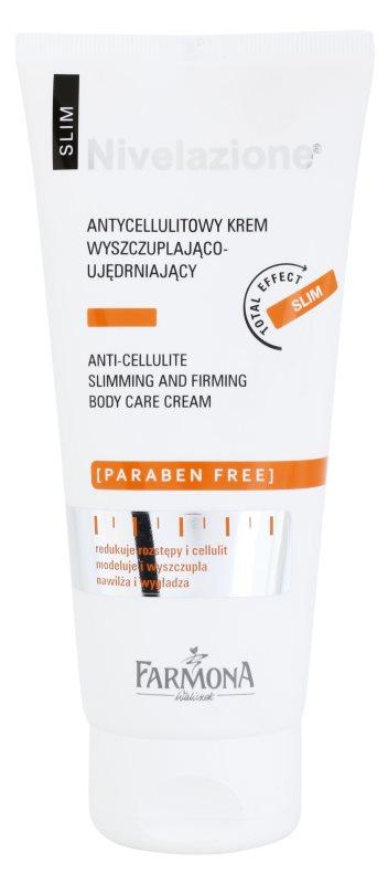 Farmona Nivelazione Slim zpevňující krém proti celulitidě