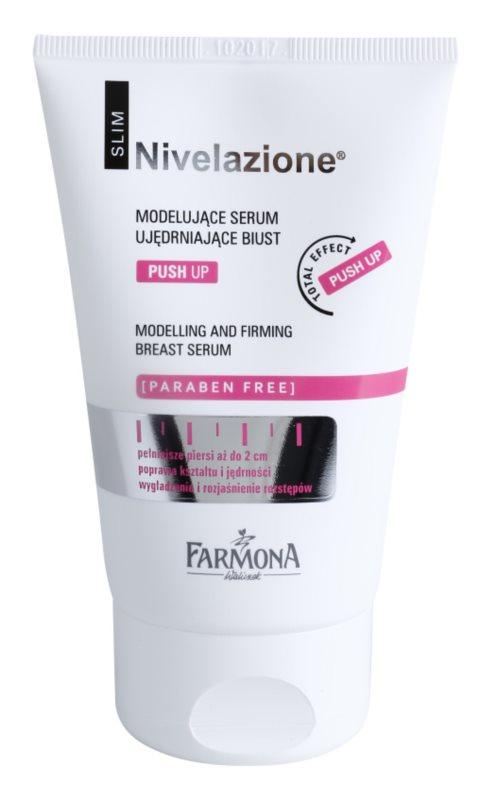 Farmona Nivelazione Slim festigendes Serum für das Dekolleté
