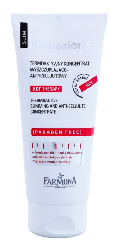 Farmona Nivelazione Slim Thermo Active Slimming Concentrate To Treat Cellulite