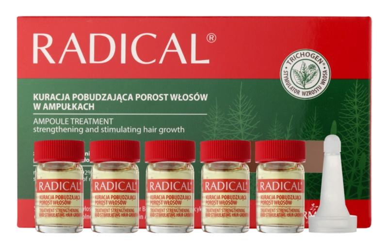 Farmona Radical Hair Loss stärkendes Serum für das Wachstum der Haare und die Stärkung von den Wurzeln heraus