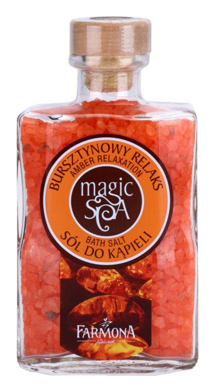 Farmona Magic Spa Amber Relaxation fürdősó