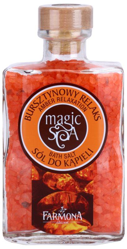 Farmona Magic Spa Amber Relaxation sales de baño