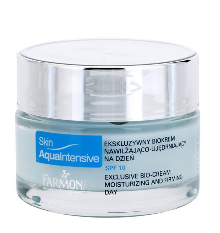 Farmona Skin Aqua Intensive Moisturising and Firming Day Cream SPF 10