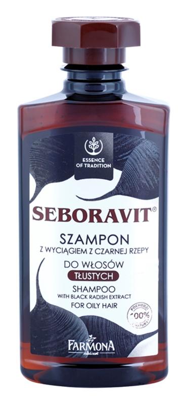 Farmona Seboravit šampon pro mastné vlasy a vlasovou pokožku