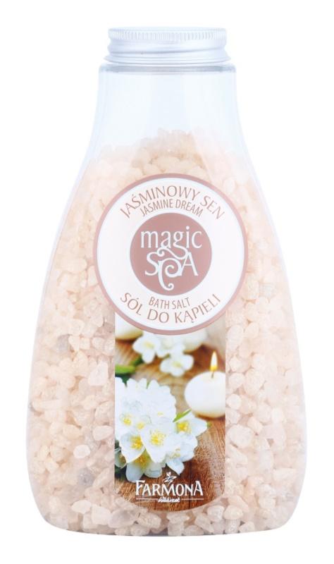 Farmona Magic Spa Jasmine Dream sal de banho para pele fina e lisa