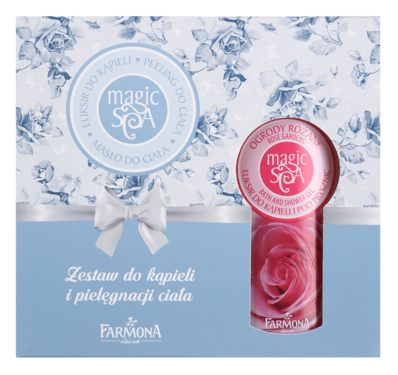Farmona Magic Spa Rose Gardens kosmetická sada I.