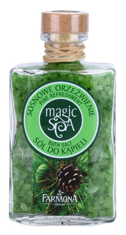Farmona Magic Spa Pine Refreshment sales de baño