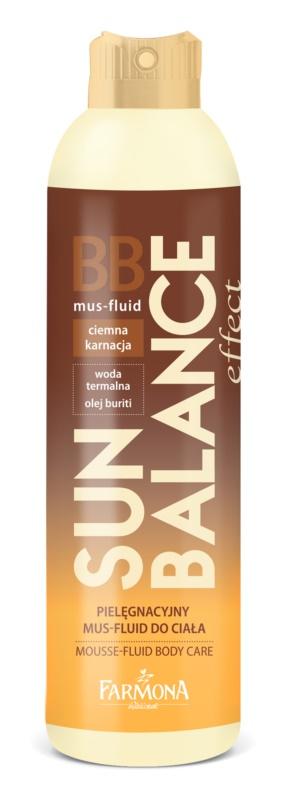 Farmona Sun Balance mousse bronzante