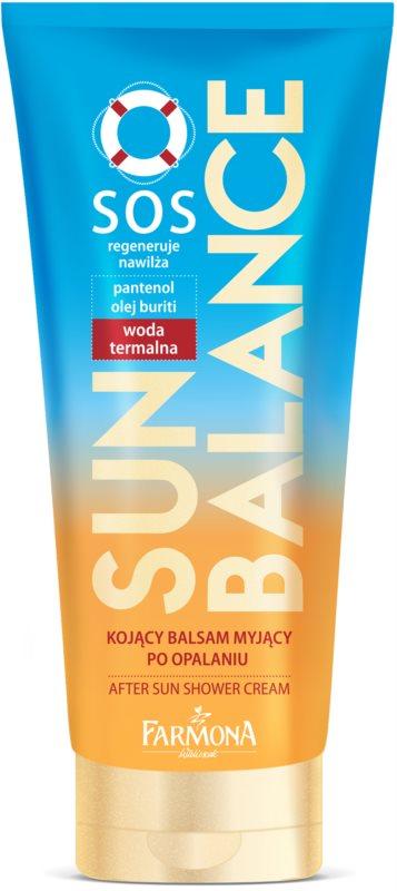 Farmona Sun Balance beruhigende Duschcreme nach dem Sonnen