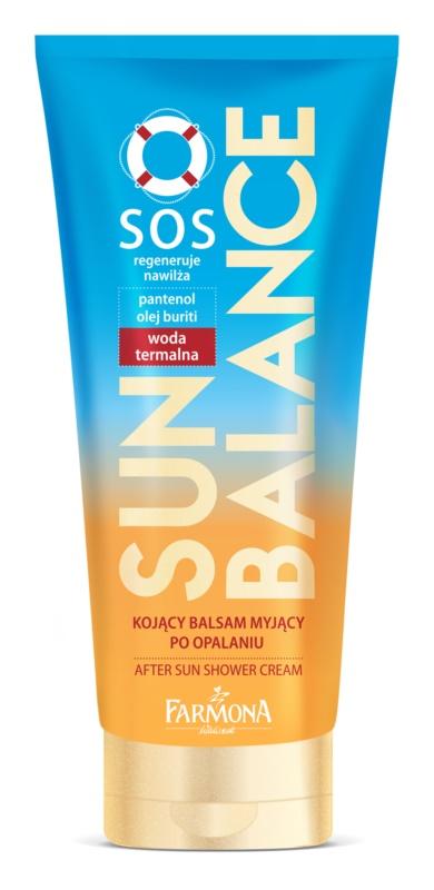 Farmona Sun Balance upokojujúci sprchový krém po opaľovaní