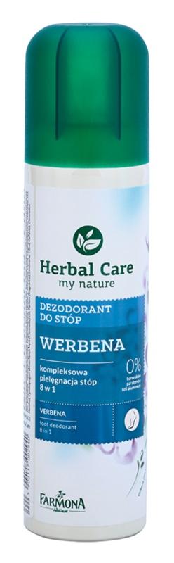 Farmona Herbal Care Verbena dezodorant za stopala 8 v 1