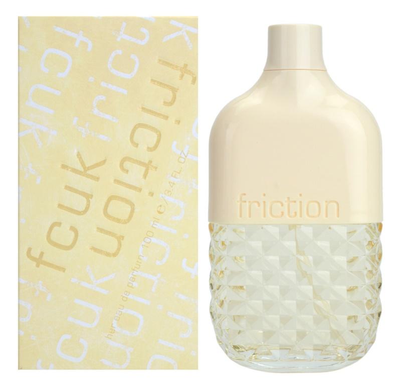 Fcuk Friction for Her Eau de Parfum für Damen 100 ml