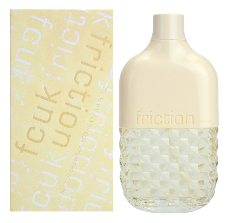 Fcuk Friction for Her Eau de Parfum para mulheres 100 ml