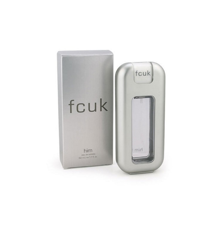 Fcuk Men eau de toilette per uomo 100 ml