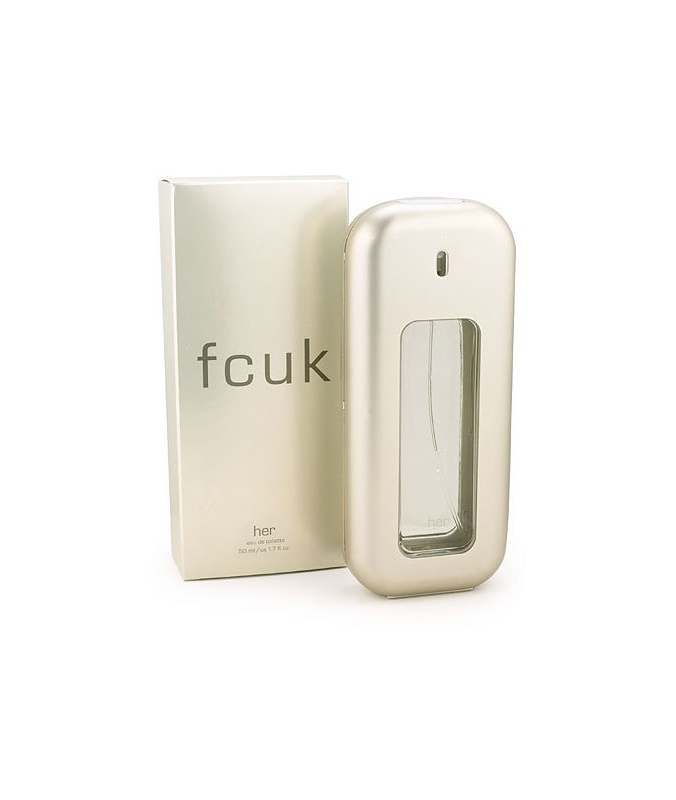 Fcuk Her Eau de Toilette for Women 100 ml
