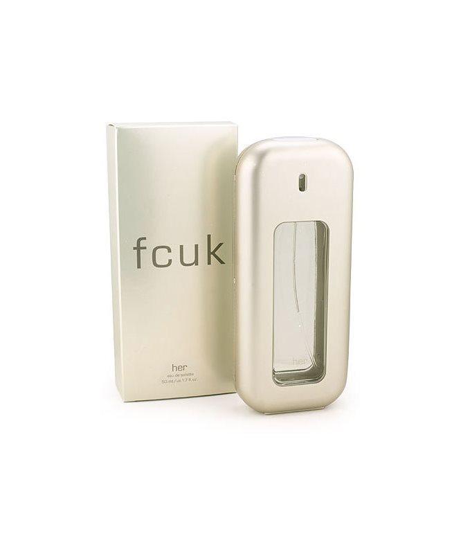 Fcuk Her toaletna voda za žene 100 ml