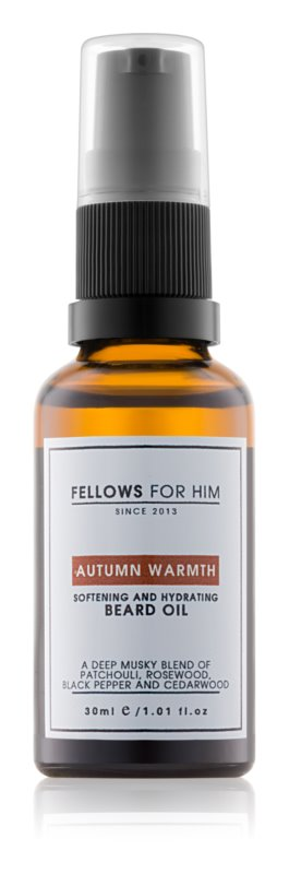 Fellows for Him Autumn Warmth olej na vousy