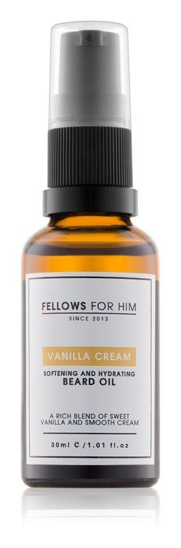 Fellows for Him Vanilla Cream olej na bradu