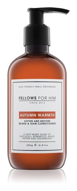 Fellows for Him Autumn Warmth kondicionér na vlasy a bradu
