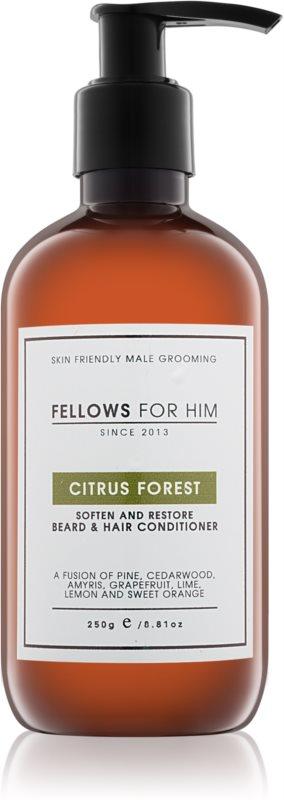 Fellows for Him Citrus Forest kondicionér na vlasy a bradu