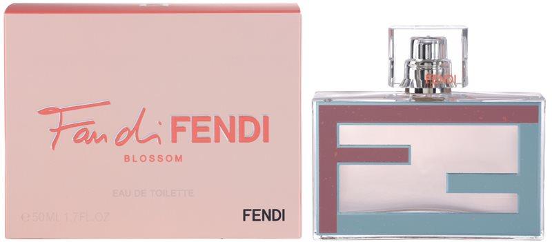 Fendi Fan Di Fendi Blossom Eau de Toilette Damen 75 ml