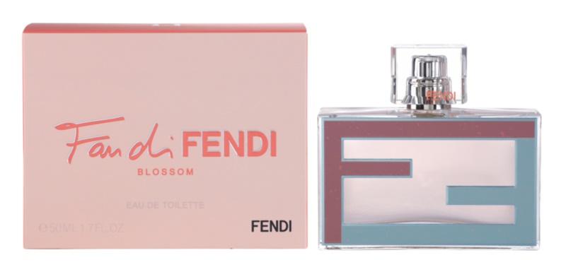 Fendi Fan Di Fendi Blossom Eau de Toilette voor Vrouwen  75 ml