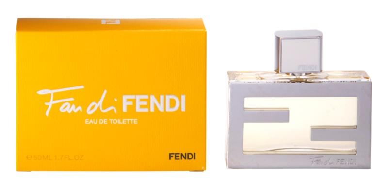 Fendi Fan di Fendi Eau de Toilette for Women 50 ml