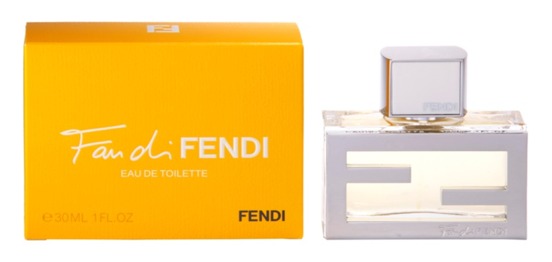 Fendi Fan di Fendi woda toaletowa dla kobiet 30 ml