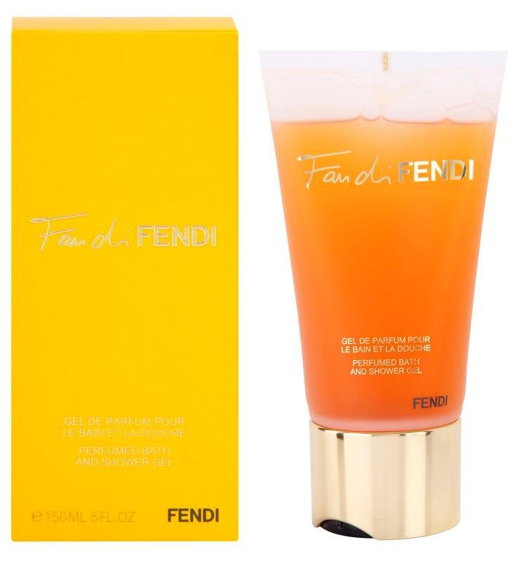 Fendi Fan di Fendi gel de dus pentru femei 150 ml