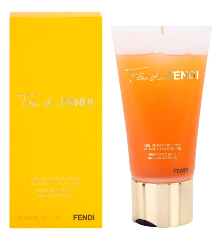 Fendi Fan di Fendi żel pod prysznic dla kobiet 150 ml