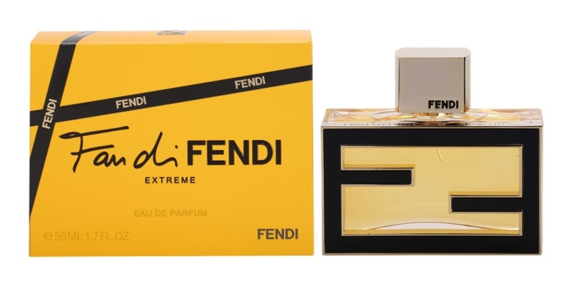 Fendi Fan di Fendi Extreme eau de parfum nőknek 50 ml