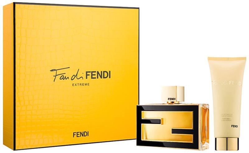 Fendi Fan di Fendi Extreme darčeková sada III.