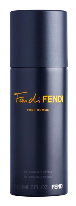 Fendi Fan di Pour Homme Deo-Spray für Herren 150 ml
