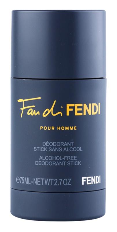 Fendi Fan di Fendi Pour Homme Deo-Stick für Herren 75 ml (Alkoholfreies)