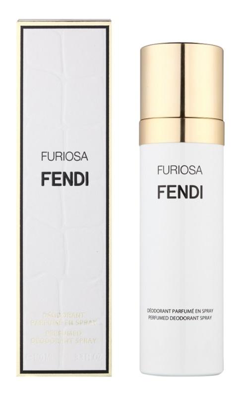 Fendi Furiosa desodorante en spray para mujer 100 ml