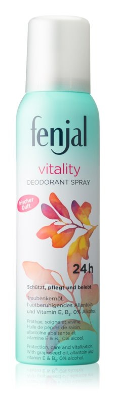 Fenjal Vitality deodorant ve spreji