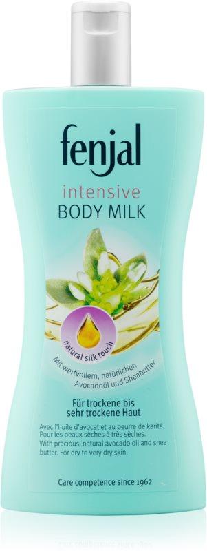 Fenjal Intensive telové mlieko pre intenzívne ošetrenie