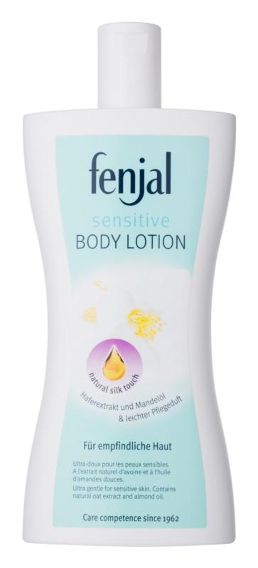 Fenjal Sensitive leite corporal para pele sensível