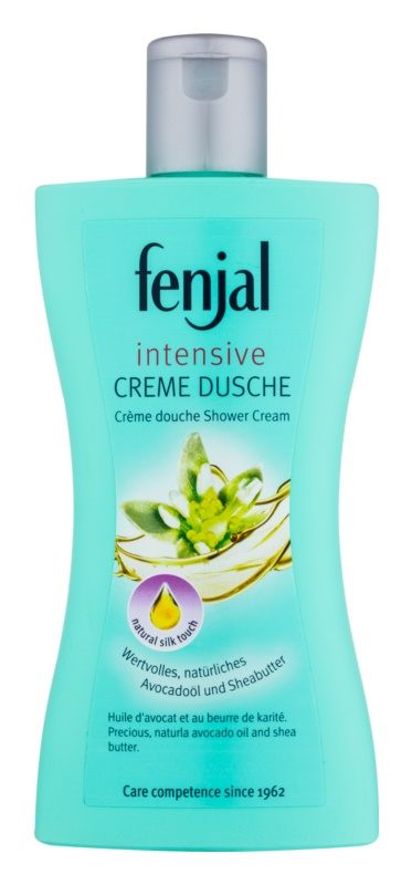 Fenjal Intensive gel-crema de dus unt de shea