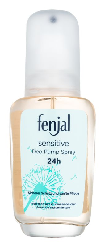 Fenjal Sensitive spray dezodor nőknek 75 ml