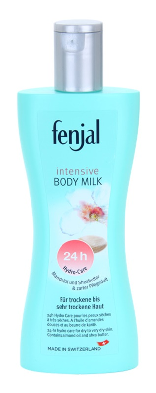 Fenjal Intensive testápoló tej az intenzív ápolásért