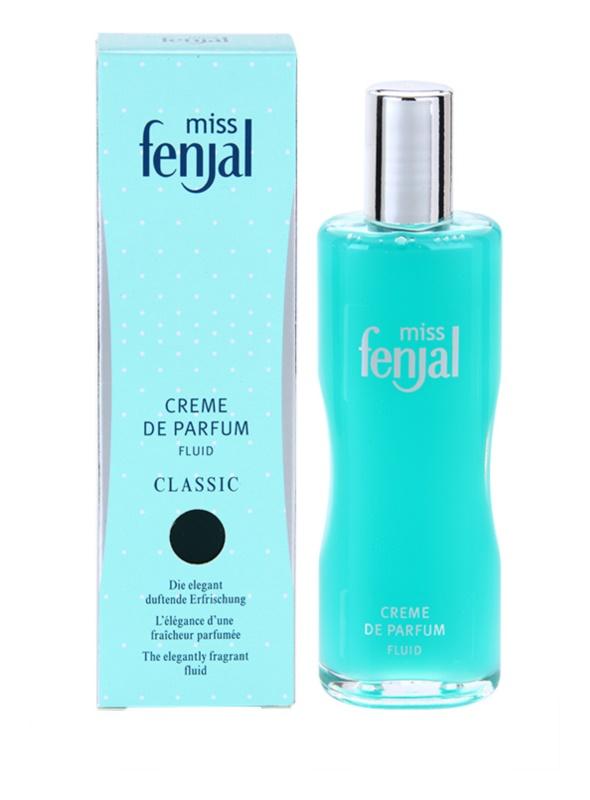 Fenjal Miss Classic Body Cream for Women 100 ml