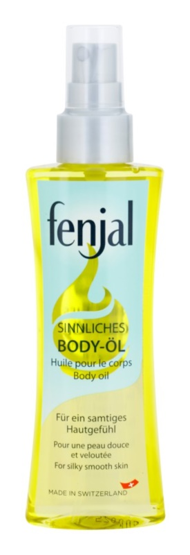 Fenjal Oil Care spray cu ulei pentru corp